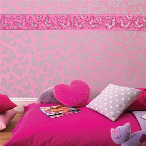 girls generic wallpaper borders ebay