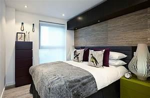 Décoration Appartement Moderne : d coration chambre appartement ~ Nature-et-papiers.com Idées de Décoration