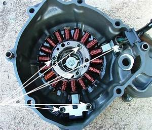 Stator And Starter Clutch Loctite Fix