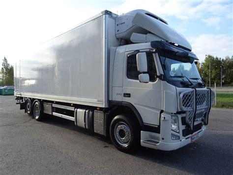 volvo truck 2017 price used volvo fm 370 frc luokat uusittu 2 2017 reefer trucks