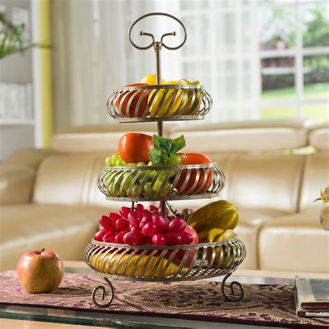 fruit basket storage rack fruit plate wedding decoration
