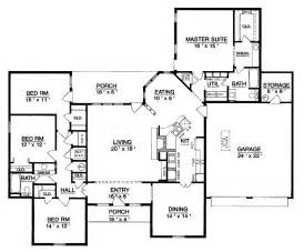 one level floor plans superb single level home plans 6 one level house plan newsonair org