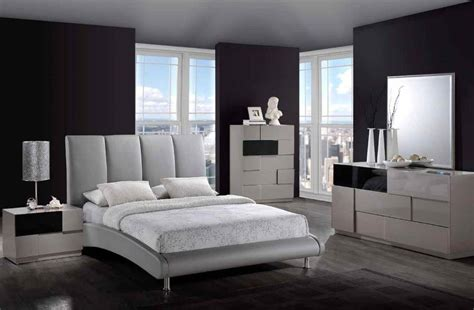 modern bedroom sets refined quality contemporary master bedroom designs