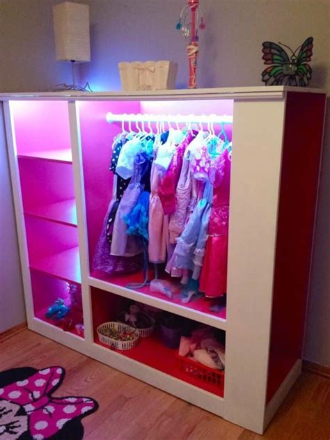 dad turned  tv cabinet   incredible dress