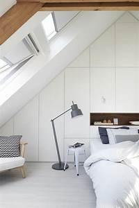 La fenetre de toit en 65 jolies images archzinefr for Chambre à coucher adulte avec fenetre aluminium alcan