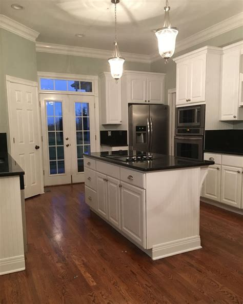 gray green paint color for kitchen my kitchen color sherwin williams silver strand 8346