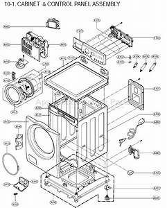 Parts For Wm2016cw