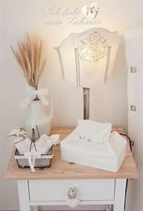 Wie Dekoriere Ich Mein Schlafzimmer : wie dekoriere ich einen nachttisch im landhausstil ich ~ Michelbontemps.com Haus und Dekorationen