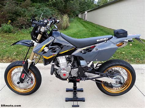 Our Suzuki Drz400sm Project Bike #2