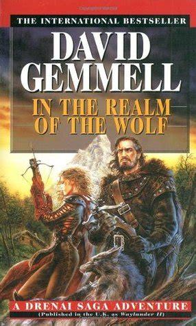 realm   wolf  david gemmell