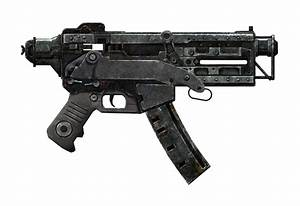 Sydney39s 10mm QuotUltraquot SMG The Vault Fallout Wiki