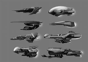 Spacecraft Concept Art (page 2) - Pics about space