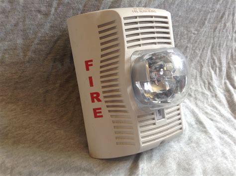 System Sensor Spsw Fire Alarm Collection Information
