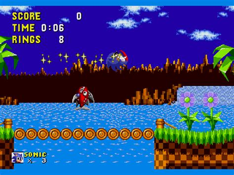 sonic games fun  doesnt game design
