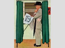 Reading the Mind of Norman Rockwell's Undecided Voter