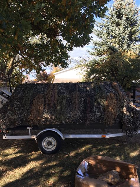 Duck Hunting Boats Minnesota by Boat Blind Minnesota Duck Hunting