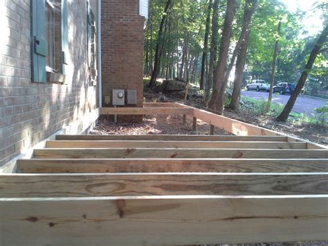 12x16 Floating Deck Plans by 12 X 16 Wood Deck Pictures To Pin On Pinsdaddy