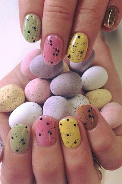 cute easter nail designs easy easter nail art ideas