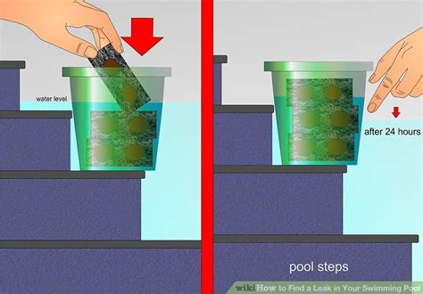 How To Find A Leak In Your Swimming Pool 8 Steps (with