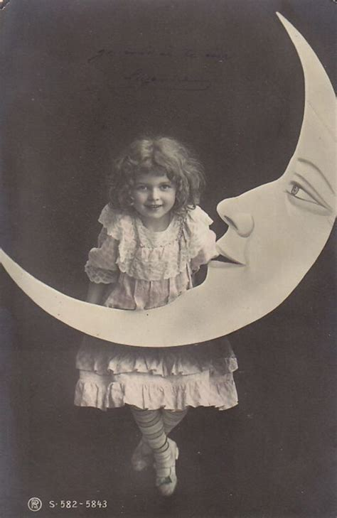 268 Best Moon Maidens Images On Pinterest  Vintage Moon
