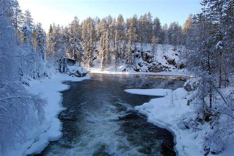 Winter Wonderland Scenes Wallpaper (38+ Images