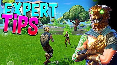 expert tips  fortnite mobile youtube
