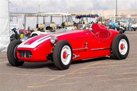 1953 Kurtis Open Race Car