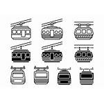 Cable Vector Clipart Icon Icons System Getdrawings