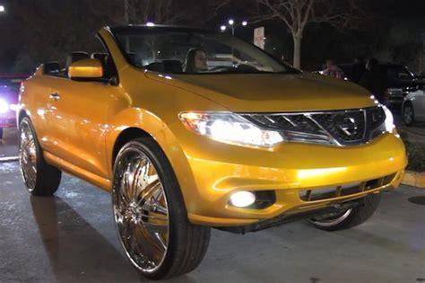 100 Nissan Montero Convertible Nissan Murano
