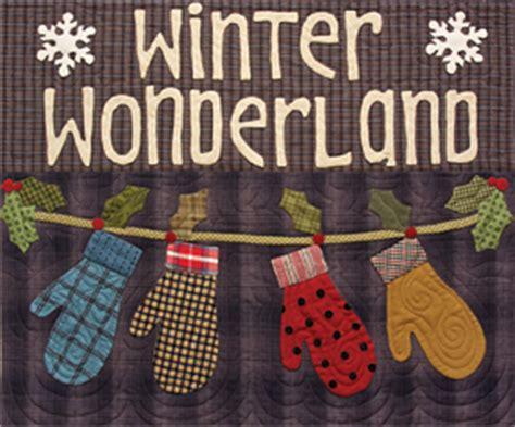 winter wonderland quilt pattern timeless traditions