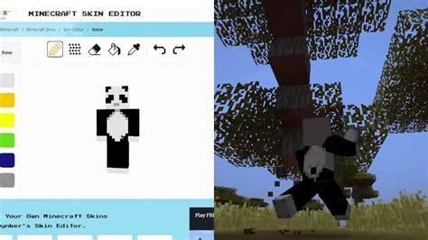 tynker minecraft skin editor youtube