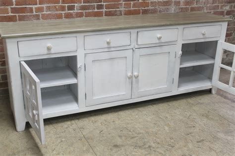 80 Inch Sideboard large 80inch coastal server ecustomfinishes