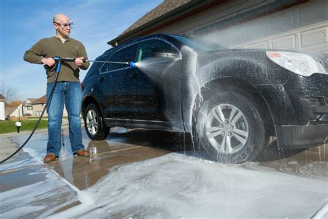 Tips For Pressure Washing Your Car