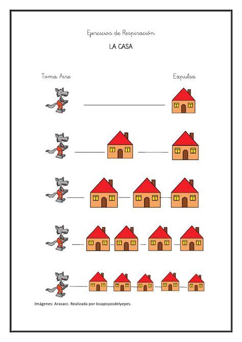 Ejercicios De Respiración La Casa