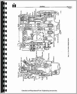 International Harvester Ud370 Power Unit Service Manual