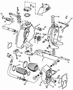 32 Volvo Penta Fuel Pump Assembly Diagram