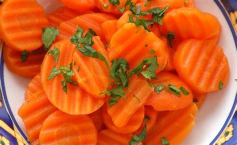 cuisine du poisson recette de carottes vichy