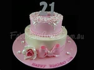 Happy 21st Birthday Cake Ideas
