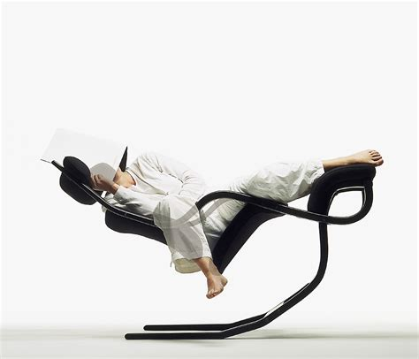 chaise balance gravity balans chair home decor and interior design