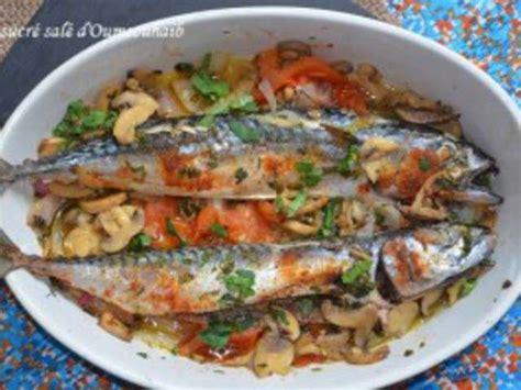 des recette de cuisine recettes de cuisine minceur et poisson