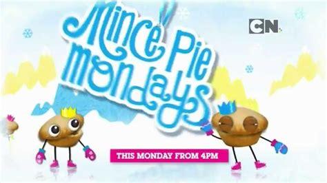 Cartoon Network Uk Hd Mince Pie Mondays 2014 Promo