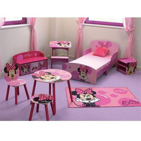 chambre fille minnie chambre de princesse disney