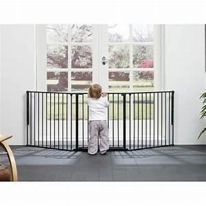 Barrière De Sécurité Safety : barri re de s curit b b modulable l babydan ~ Dailycaller-alerts.com Idées de Décoration