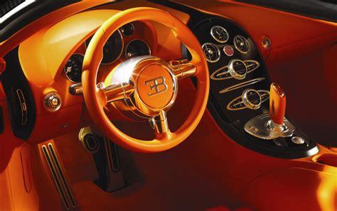 Bugatti Eb 164 Veyron Sang Noir Interior