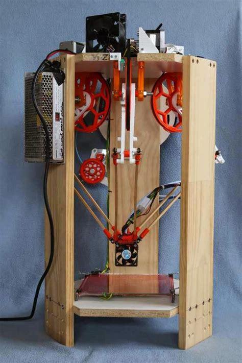 delta  printer    linear rods  bearings adafruit industries makers hackers