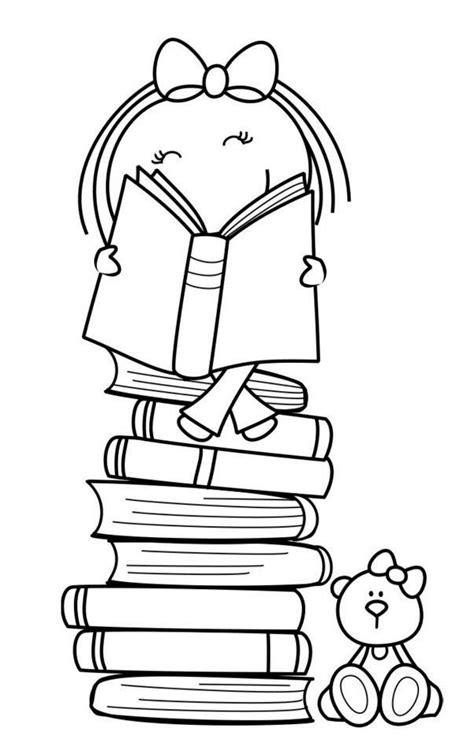 Girl reading | Cuquis | Pinterest | Bears, Books and Girls