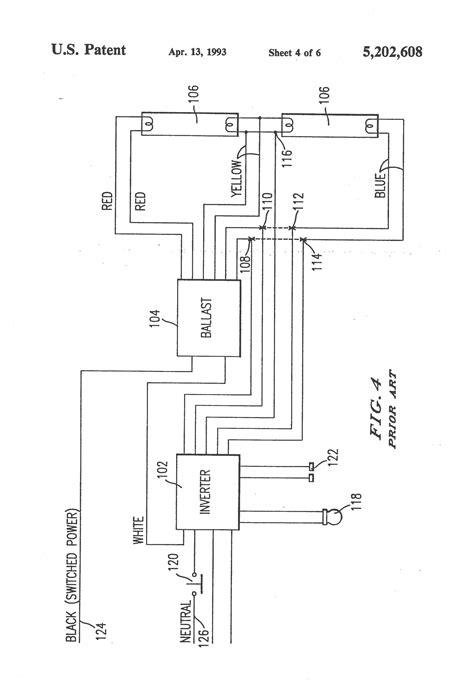Emergency Lighting Wiring Diagram by Gallery Of Power Sentry Emergency Ballast Wiring Diagram