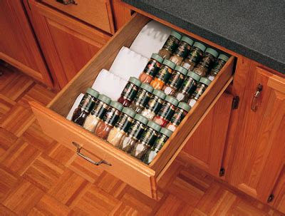 Large Spice Organizer by Jeri S Organizing Decluttering News Storing The Spices