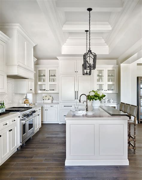 White Kitchen Flooring Ideas by I Want This Exact Layout Of Island Opposite Stove