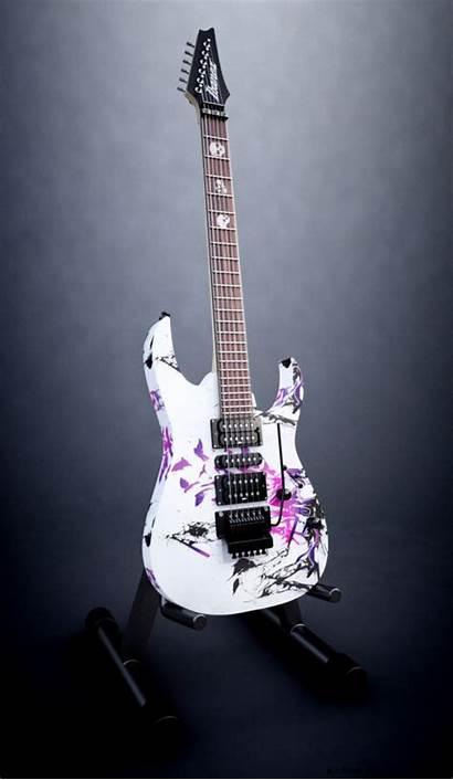 Ibanez Electric Guitar Guitars Absract Wallpapers